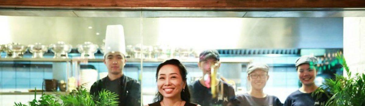 """City Weekend Beijing: """"Wonder Woman: Amy Li"""""""